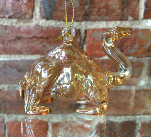 Kneeling Camel Ornament