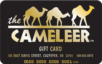 The Cameleer Gift Card