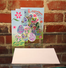 Greeting Card, Easter Trifold