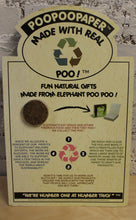 Poo Poo Paper Journal