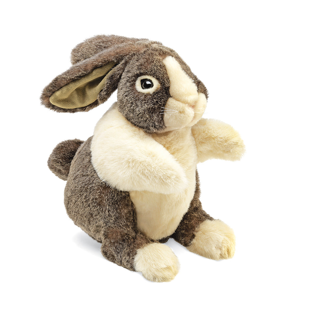Hand Puppet, Dutch Rabbit