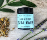 Yoga Balm Calm & Clear - Miel Botanicals