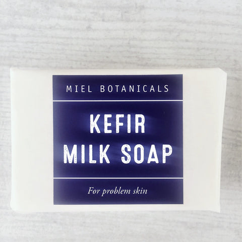 Kefir Milk Soap - Miel Botanicals