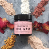 Rejuvenating Rose Mask - Miel Botanicals