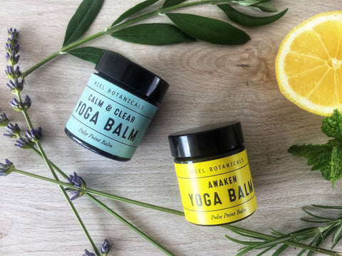 Yoga Balms Pack - Miel Botanicals