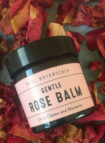 Rose Balm (large) - Miel Botanicals