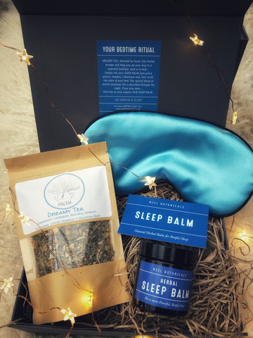 Gift Of Sleep treat box - Miel Botanicals