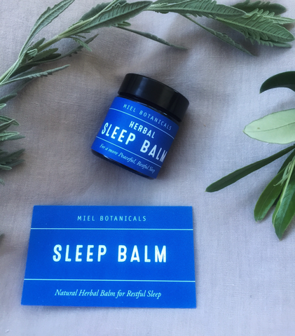 Sleep Balm - Miel Botanicals