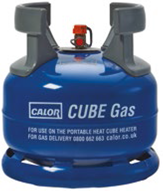 6kg Cube Butane now available - it needs the 21mm regulator.
