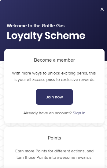 Loyalty Points - fancy earning  a lot of them for little effort & making your friends smile?