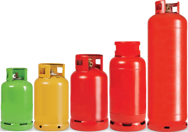 47Kg Propane Gas cylinders with Free UK delivery – Gottle Gas