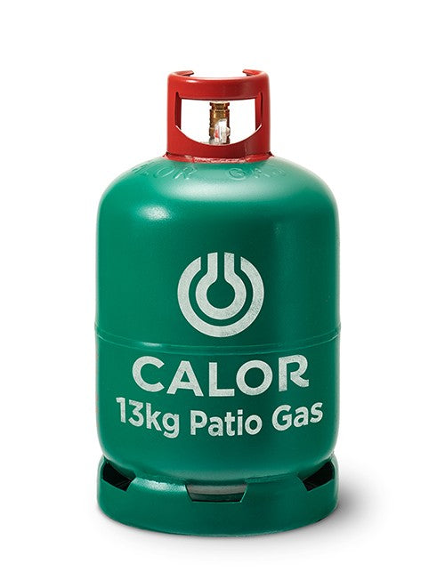 13kg Patio Gas Cylinder (Propane) *please see note on News regarding this item*