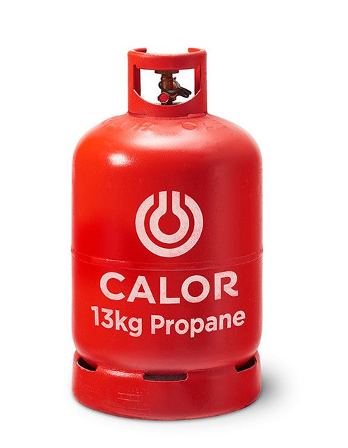 13kg Propane Gas Cylinder & Cylinder Refill Agreement (CRA) - For First Time Users