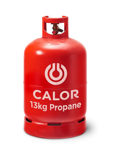 13kg Propane Gas Cylinder -* Free delivery * Screw Fit Regulator*  It won't fit the BBQ!!!! 5-10 lead time