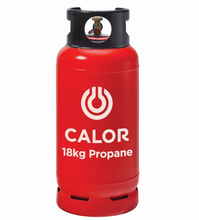 18kg FLT Propane Gas Cylinder (Fork Lift Truck) *Free delivery* 3-5 working days delivery time