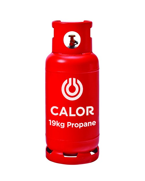 19kg Propane Gas Cylinder *Free delivery* Screw Fit Regulator* 3-5 working day delivery time.  South East may be 10 working days.