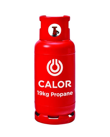19kg Propane Gas Cylinder & Cylinder Refill Agreement (CRA) - For First Time Users
