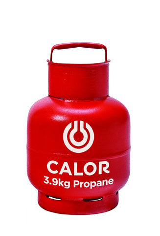 3.9kg Propane Gas Cylinder & Cylinder Refill Agreement (CRA) - For First Time Users