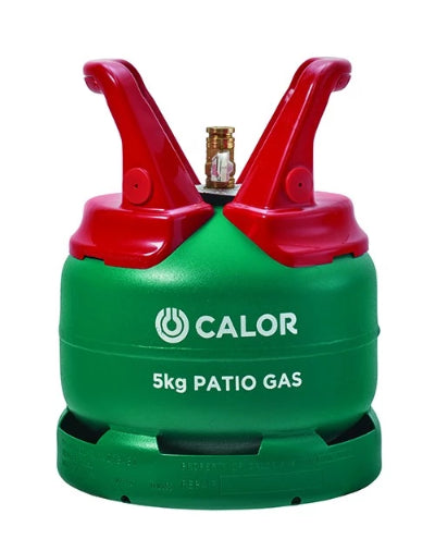 5kg BBQ Patio Gas Cylinder (Propane) Refill Exchange