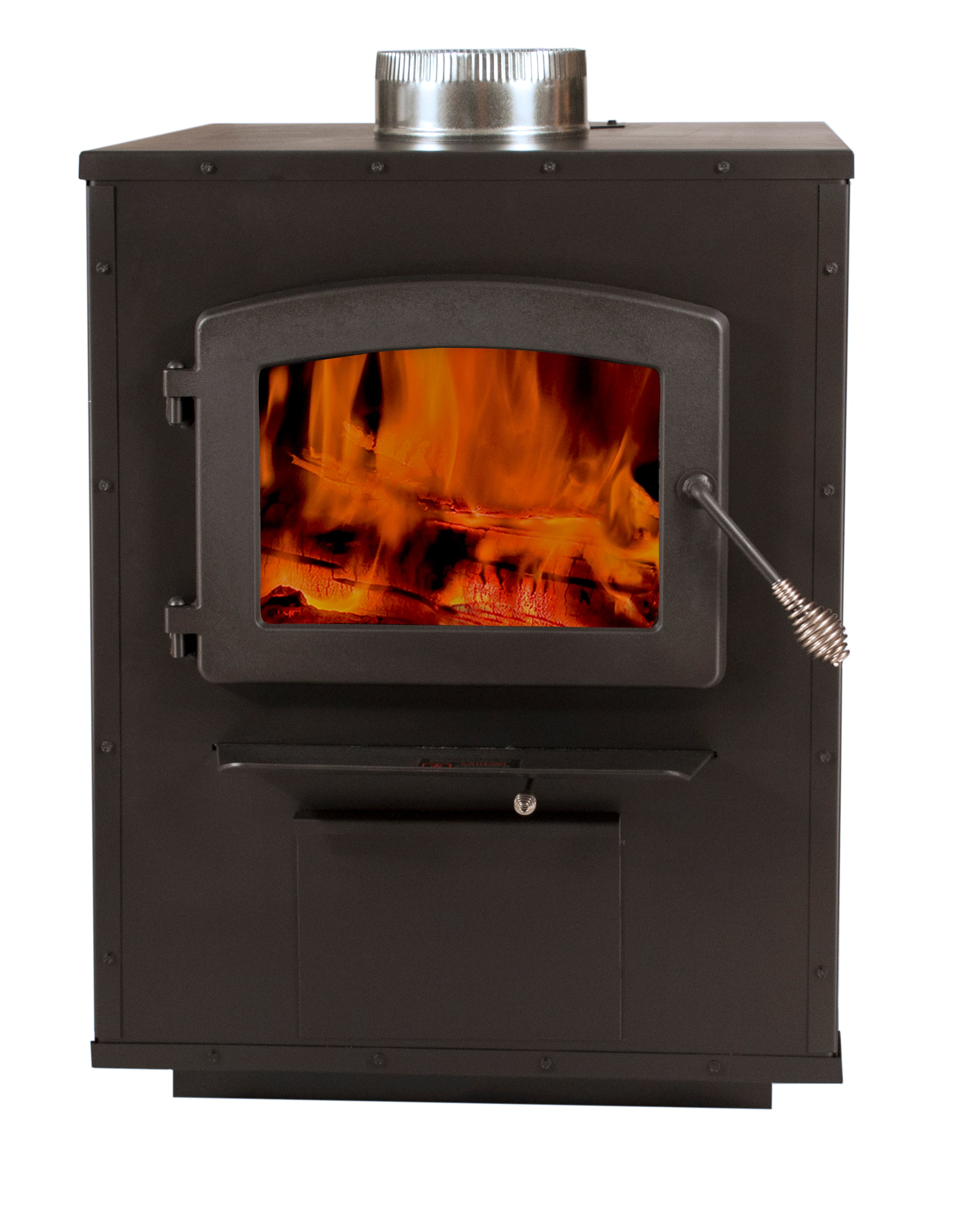 Heating furnace long burning with his own hands. Heating and cooking stoves 100