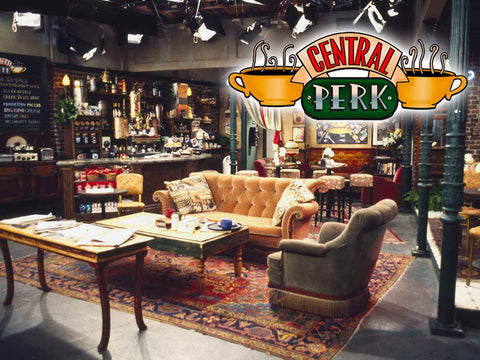 Friends's Coffee Shop Central Perk