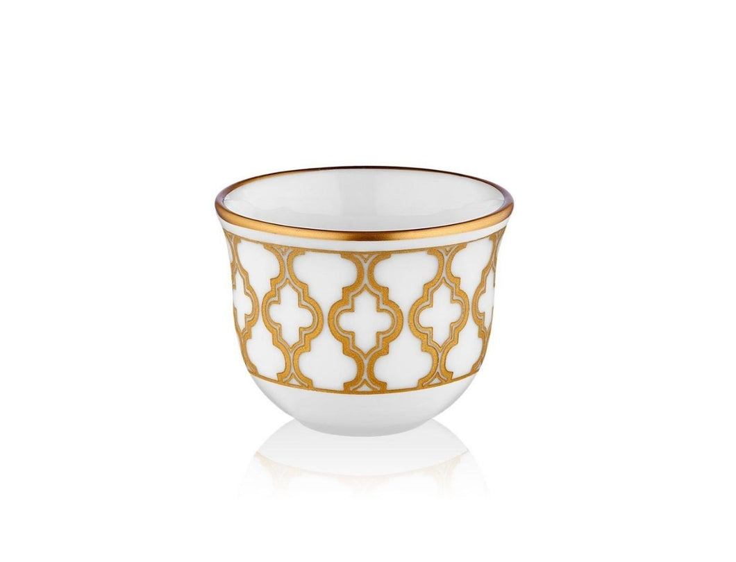 Evaliza Cups HD - Vienna - Mat Gold Colour - 90 cc