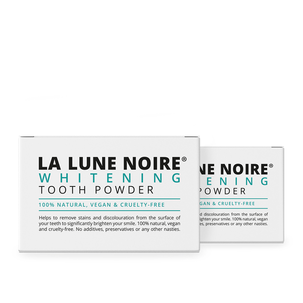 2 Pack - Tooth Whitening Powder