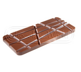 CW1769 Chocolate Mould Tablet Slanting Fault Line