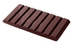 60% Dark Chocolate Couverture Soy Free - 100% Venezuelan Fine Cocoa (12 x 250g)