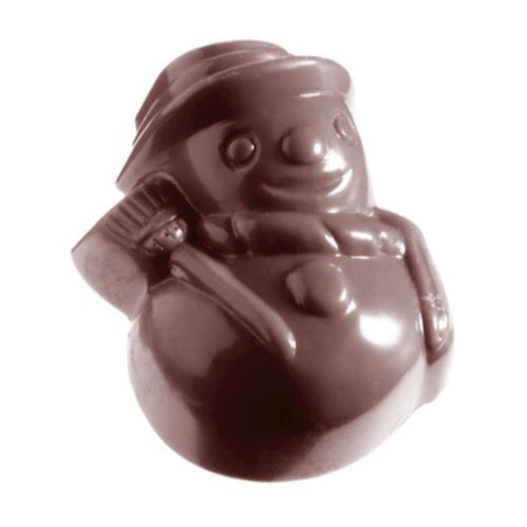 CW1333 - Chocolate Mould Snow Man
