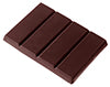 table chocolate molds