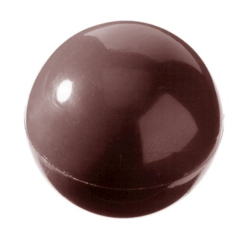 sphere chocolate mold