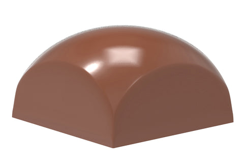 CW2435 Chocolate Mould Square Sphere - Alexandre Bourdeaux