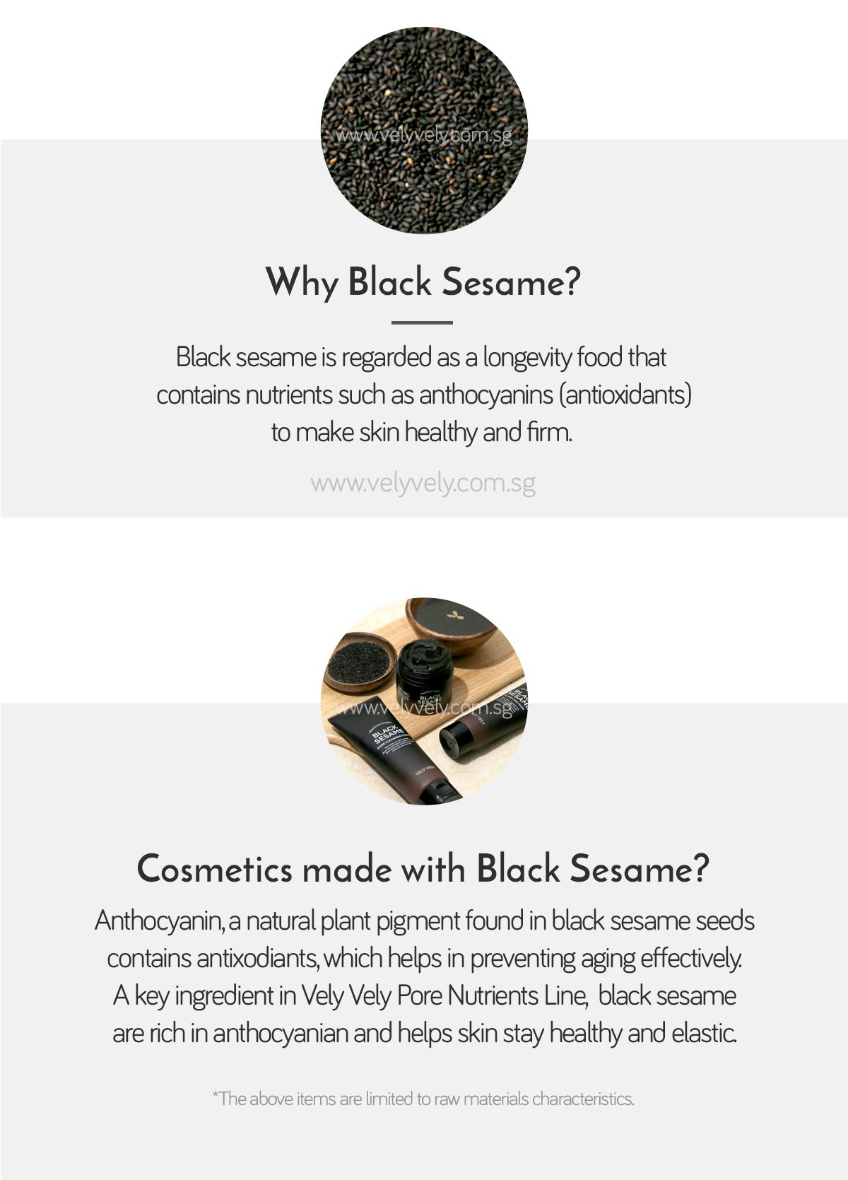 Why Black Sesame Clarifying Mask?