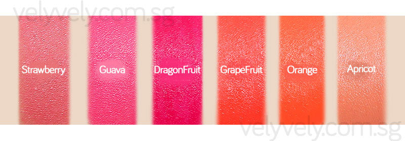 Sliding Butter Crayon Lipstick Colour Swatches!