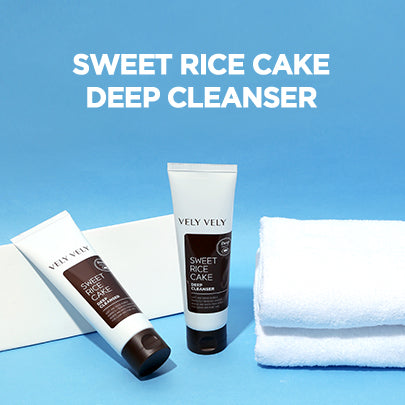 Sweet Rice Cake Deep Cleanser