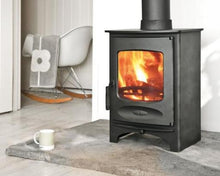 Charnwood C-Five Black Stove