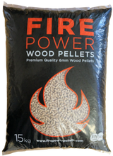 Fire Power Wood Pellets Pallet Deal
