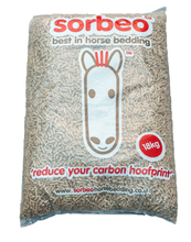 Sorbeo Wood Pellets for Horses