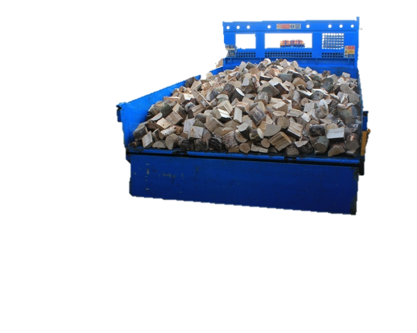 Loose-tipped Kiln-dried Ash Hardwood Logs (approx. 3 large dumpy bags)