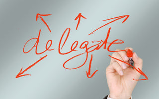 Learning to Delegate will Make you a Better Team Leader