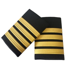 Epaulette Pair 4 Bars (Box of 10)