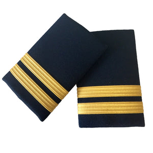 Epaulette Pair 2 Bars (Box of 10)