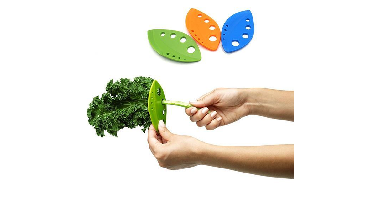 3-Pack Kale and Herb Stripper