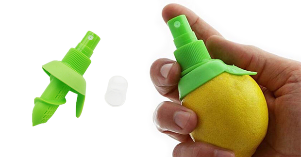 Creative Citrus Spray - 4 Pieces