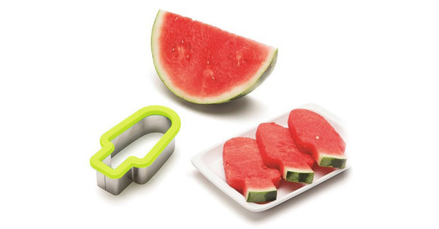 2-Pack Pepo Popsicle Watermelon Slicer