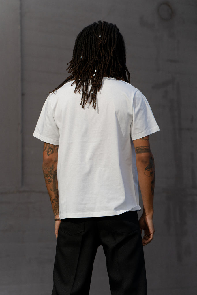 [vendor_title] Elevated Essential Classic Pocket Tee - DEPARTAMENTO