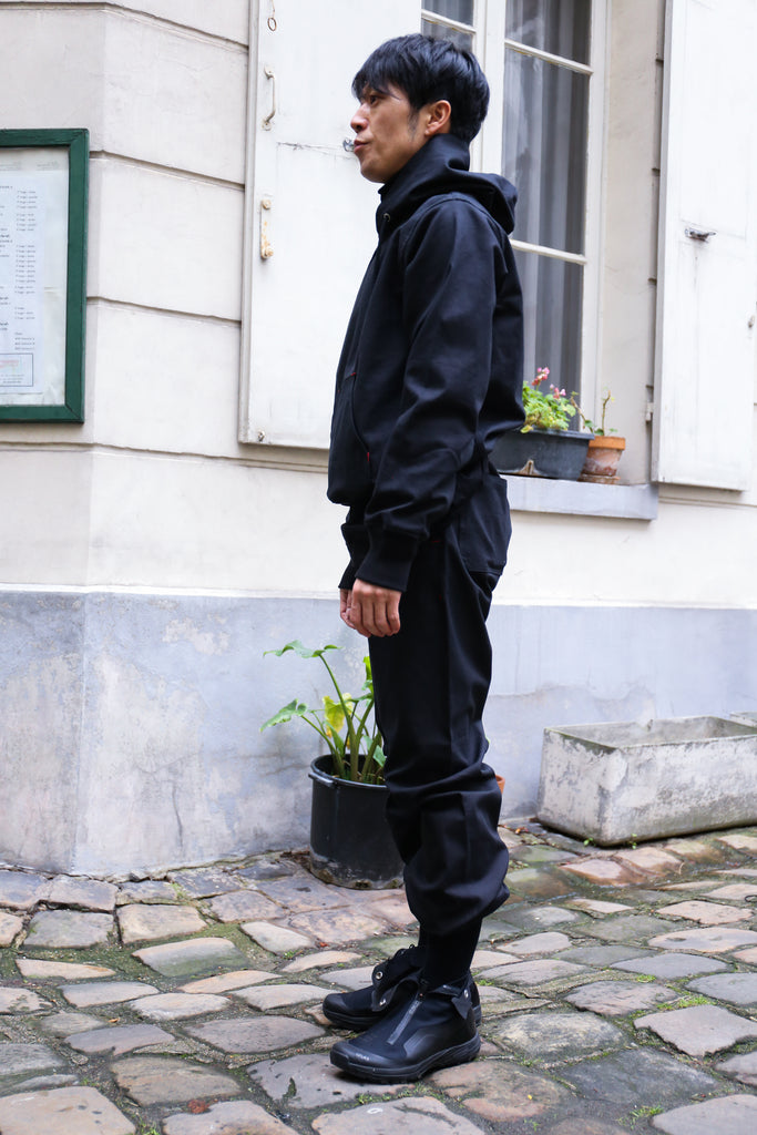 [vendor_title] Duck Cotton Easy Pant - DEPARTAMENTO