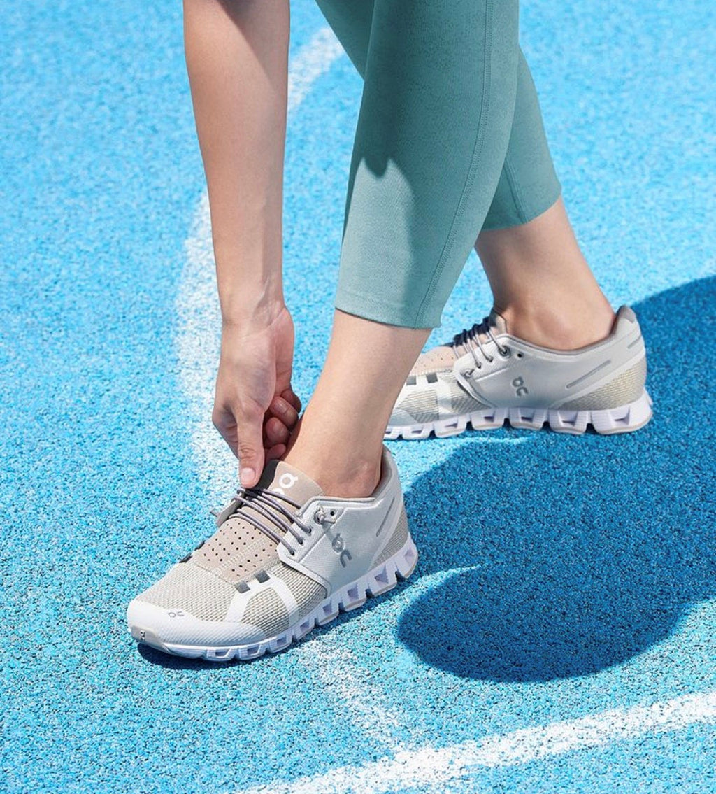 On  |  Swiss Performance Running Shoes + Alys Shoppe