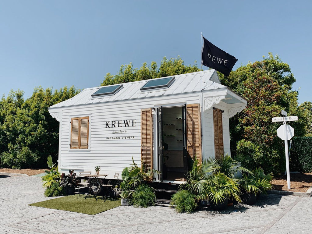 KREWE Tiny House Returns to Alys Beach